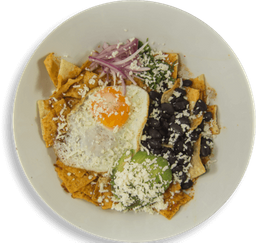 The Sano Chilaquiles