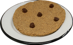Choco Peanut Big Cookie