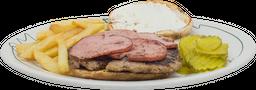 Hamburguesa Jorgito