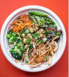 Oriental Chicken Bowl