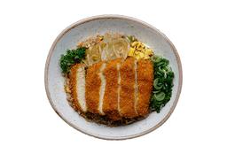 Fry Bowl Tori Katsu Don