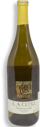 Vino Blanco L.A. Cetto Chardonnay Botella 750 mL