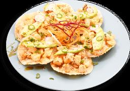Tostada de Spicy