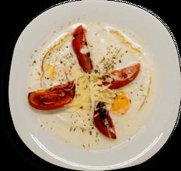 Huevos Carbonara
