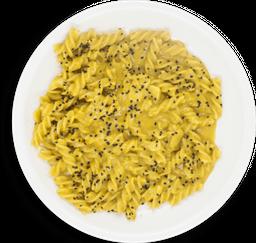 Curry Pasta con Carne de Cerdo
