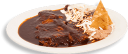 Bistec en Salsa de Chile Pasilla