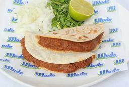 Taco Frijol