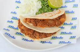 Taco Picadillo