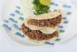 Taco  Carne Asada
