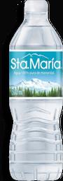 Sta. María® Agua de Manantial
