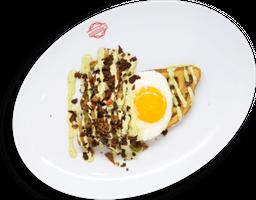 Waffle búffalo