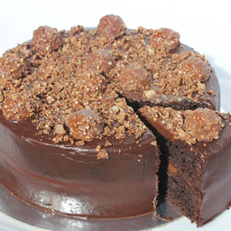Pastel de Ferrero
