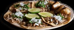 Orden de Tacos de Chuleta