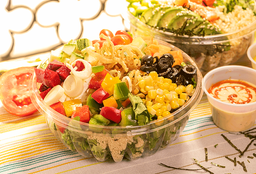 Mix de Vegetales: Ensalada o Poke
