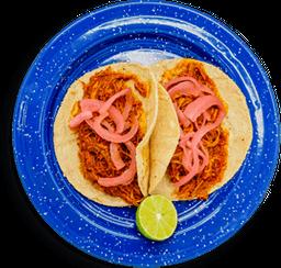 Orden Tacos de Cochinita