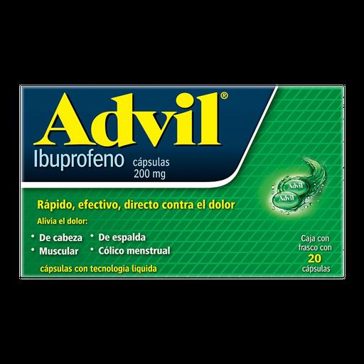 Advil 200 Mg