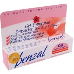 Lubricante Vaginal Benzal Gel
