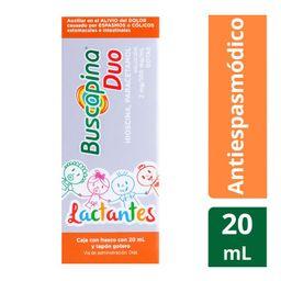 Buscapina Duo gotas infantiles  20 mL (2 mg/100 mg)