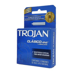 Condones Trojan Clásico