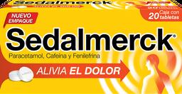Sedalmerck Oral 20 Tab