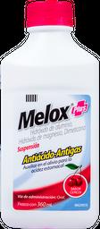 Antiácido Melox Plus Cereza 360 mL