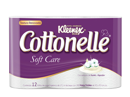 Papel Higiénico Kleenex Cottonelle Unique