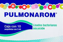 Pulmonarom 10 U de 3 mL