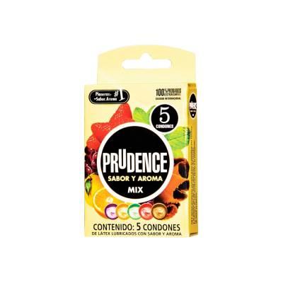 Preservativos Prudence Mix