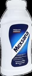 Talco Para Pies Mexsana Antibacterial  80 g