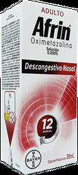 Afrin Ad Spray Descongestivo Nasal 20 mL (.050 %)