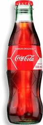 Refresco Coca-Cola Vidrio 500 mL