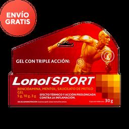 Lonol Gel 30 g