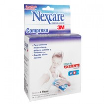 Compresa Nexcare Confort de Gel Frío/calor 11 Cm X 26 Cm