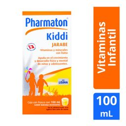 Pharmaton Kiddi 100 mg/5mL