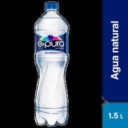 Agua Epura Natural 1.5 L