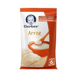 Cereal Gerber Etapa 1 Arroz