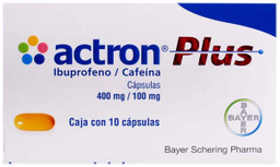 Actron Plus (400 Mg/100 Mg)