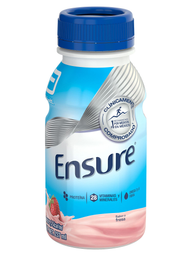 Ensure Regular Fresa Botella 237 mL
