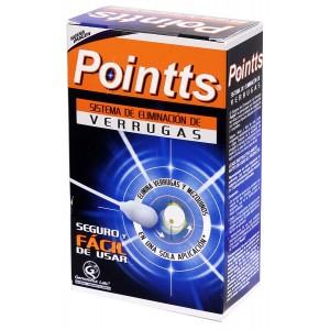 Pointts Sistema de Eliminación de Verrugas 1 U