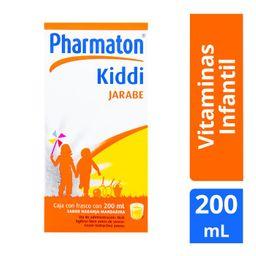 Pharmaton Kiddi 4g/200ml