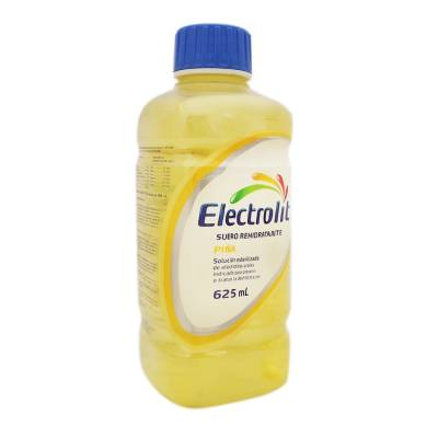 Suero Rehidratante Electrolit Piña Botella