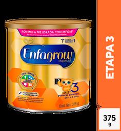 Fórmula Para Lactantes Enfagrow Premium Etapa 3 375G