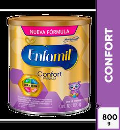 Fórmula Para Lactantes Enfamil Premium Confort 0 A 12 Meses 800G