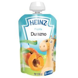 Papilla Heinz Durazno Etapa 2