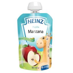 Papilla Heinz 2da Etapa Manzana