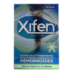 Xifen Tratamiento Para Hemorroides