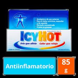 Icy Hot Analgésico Crema 85 g