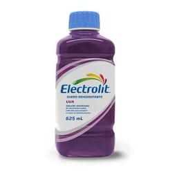 Pisa Electrolit Uva 625 mL LíquidoCloruro de sodio 12 mg