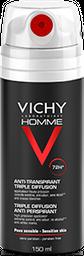 Desodorante Y Anti-Transpirante 72H En Spray Vichy Homme 150Ml