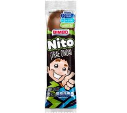 Bimbo Pan Dulce Nito Con Chocolate